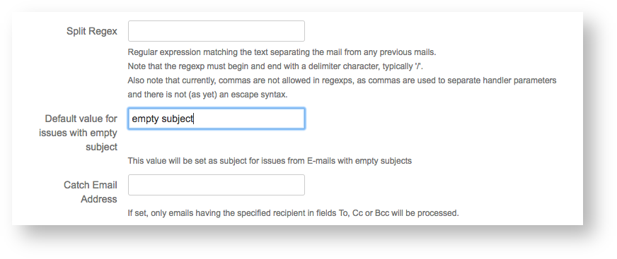 Using Helpdesk Mail Handler - Help Desk for Jira 1 9 9 - Teamlead Wiki
